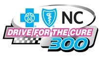 4 Grandstand Tickets to the NASCAR Drive for the Cure 300 Race Scheduled for Friday, October 9, 2015.