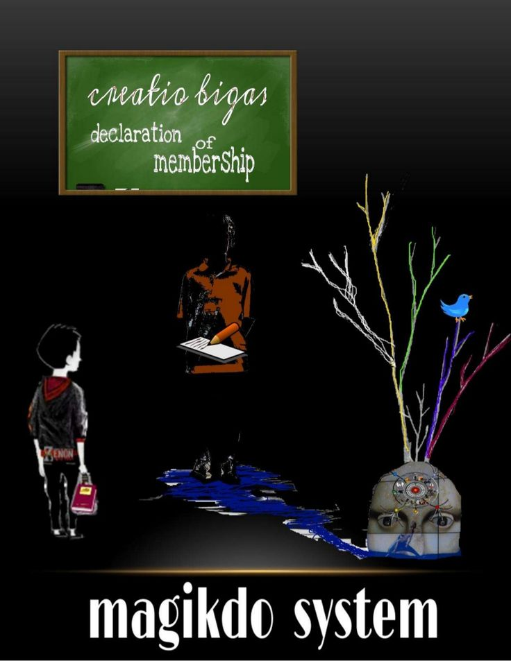 declaration of membership for  creatio bigas by Magikdo Basketmz via slideshare
