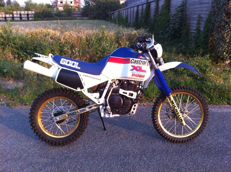Mates 1984 honda xl600 dakar need info page 3 for Garage yamaha paris