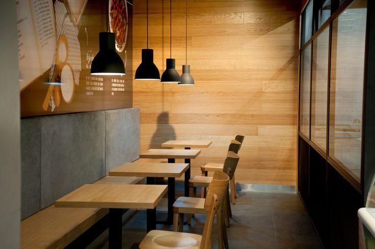 Bakery interior - Lodz, Poland