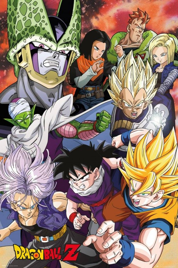 Dragon Ball Z S La Más Larga Secuela De La Serie Dragon Ball La Serie Es Una Adaptación De Los Sucesos Despué Dragones Personajes De Dragon Ball Dragon Ball Z