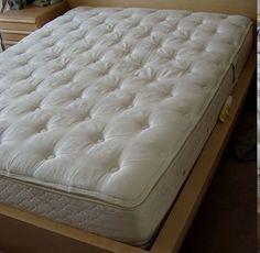 Cómo limpiar un colchón  -  How to clean a mattress