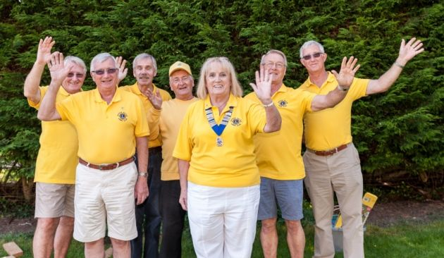 A hundred years of fun was celebrated by Saffron Walden Lions Club on Saturday, September 2 in the grounds of St Mark's College in the town.