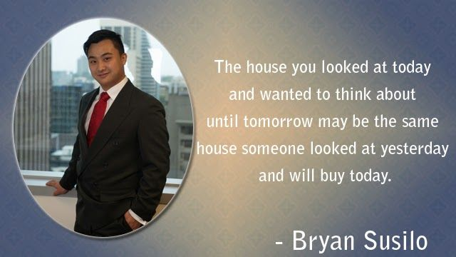 This make Bryan awarded a triennial certificate in 2014 as a real estate agent in the state of Western Australia.