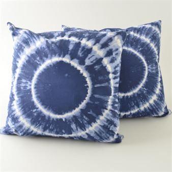 The wonderful Batik cushion cover from the Swedish brand Boel