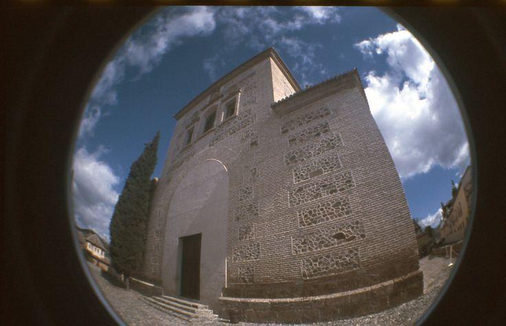 Fisheye Spain, Granada, Alhambra