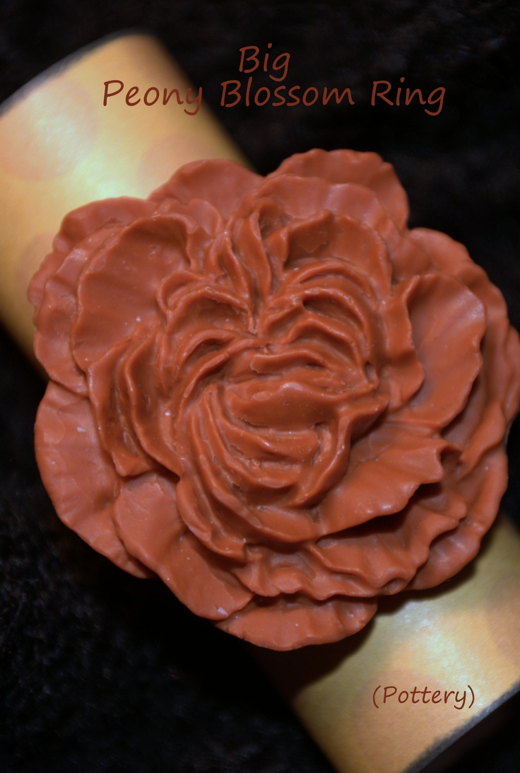 Check out my newest project...handmade clay mold jewelry...dang cute....