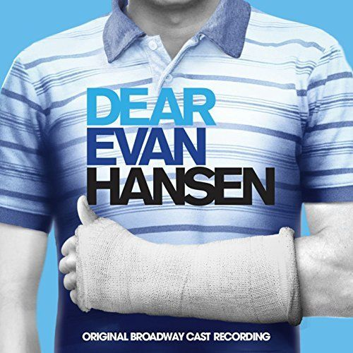 Dear Evan Hansen (Original Broadway Cast Re... by Various artists for $11.49 http://amzn.to/2l8mga6