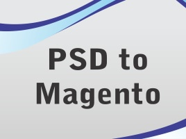PSD to Magento Delivery in 5 days.