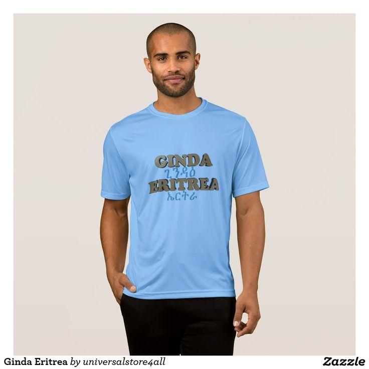 Ginda Eritrea T-Shirt