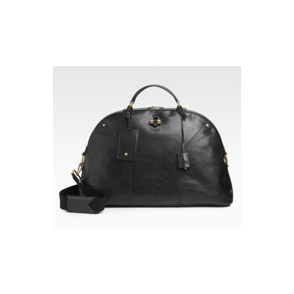 YSL Muse Travel bag found on Polyvore My hubby bought it and now ...