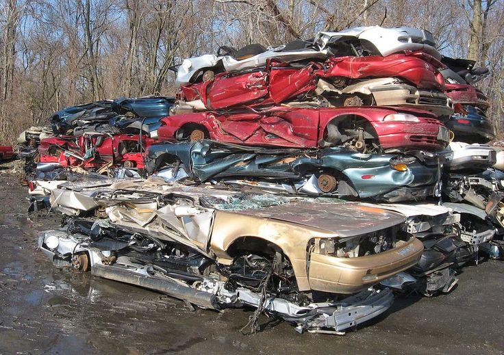 Auto scrapyard 1 - Casse (automobile) — Wikipédia