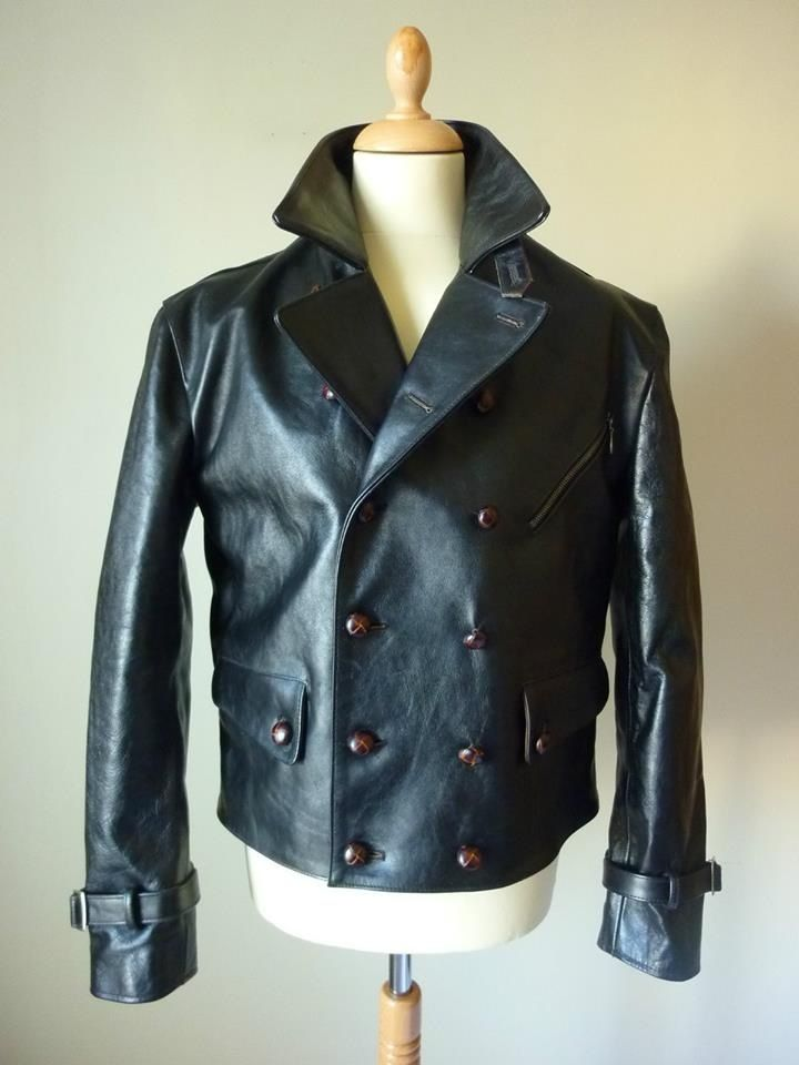 WWI German flight jacket. | My style. | Pinterest