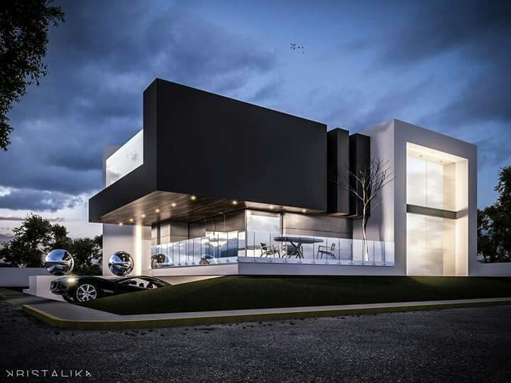 Perfect 235 Best 3D Elevations Images On Pinterest | House Design, Modern  Contemporary Homes And Modern Home Design