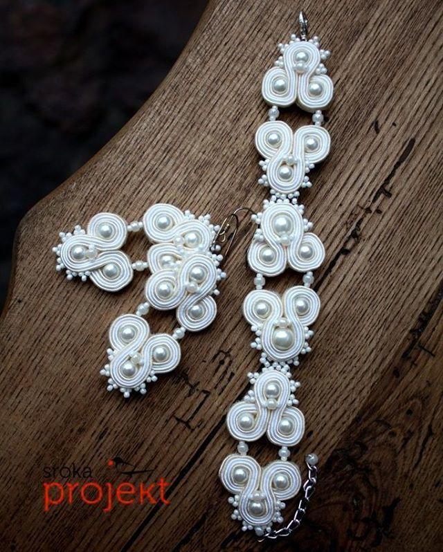#jewelry #fashion #bracelet #soutache #bijoux #instagram #handmadejewelry…
