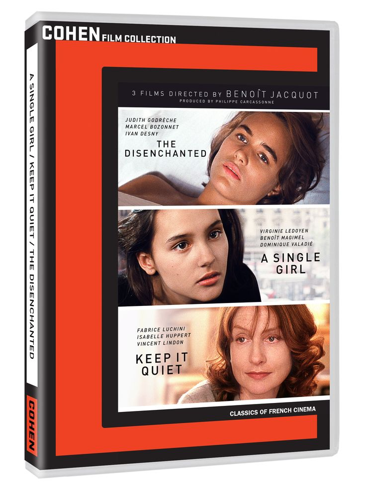 The Benoit Jacquot collection comes to Blu-ray and DVD