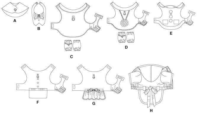 free printable sewing patterns dog