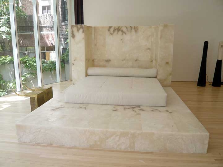 Rick Owens designed bed