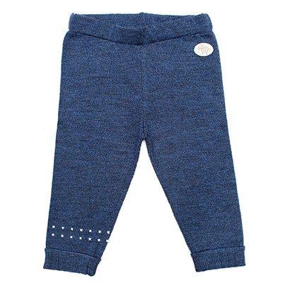 Bukse tynn basic blå