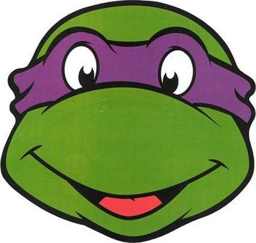 Resultado de imagen para tortuga ninja cara