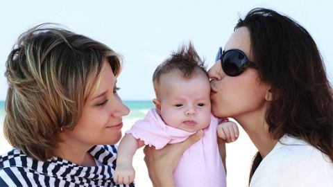 Daughter of Two Mums Comes Out Against Gay Marriage