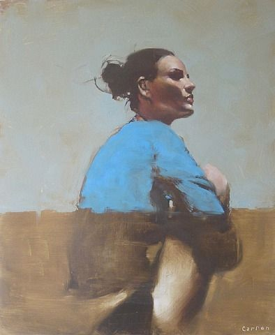I love this. I want to do something like this. Michael Carson, Blue