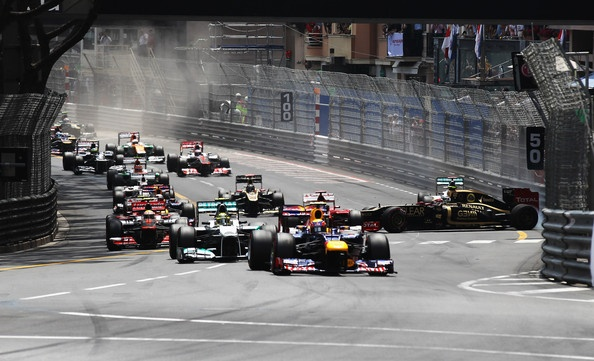 f1 grand prix monaco monte carlo live streaming