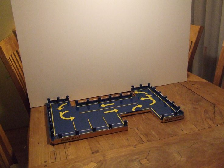 build up 5th stage, first level | Wooden Toy Garage | Pinterest