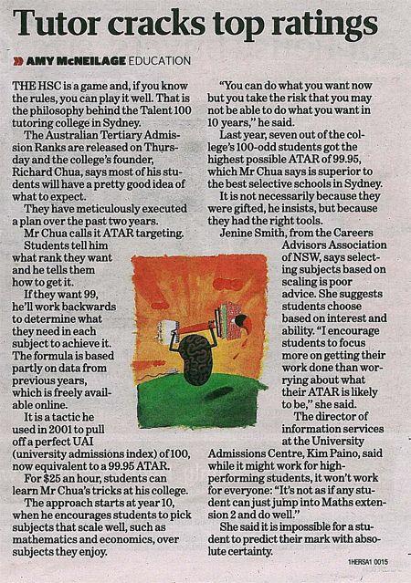 Media: Sun Herald