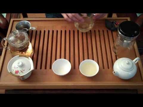 How to correctly brew Chinese tea