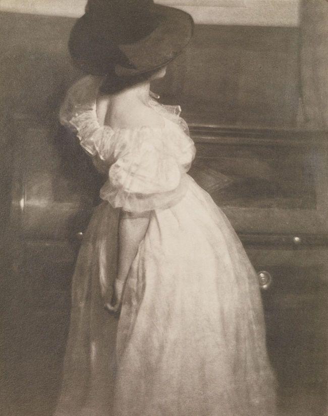 Miss Mary Warner, ca.1908