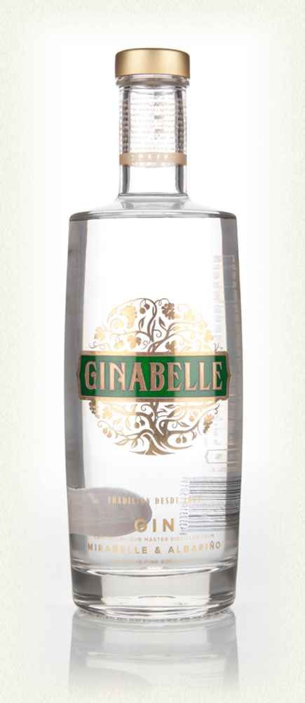 Ginabelle Gin -an unusal spanish made with mirabelle plum and grapes. Great in a martini -more of a gin liqueur than the more traditional  robust juniper gins.
