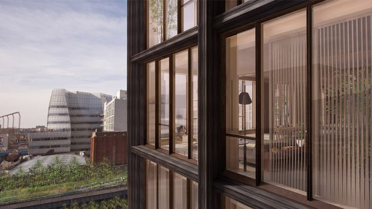 Design for 475 West 18th Street by SHoP Architects