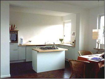 Marvelous  entstanden durch Verbindung von alter und altem Wohnzimmer Ansicht aufgenommen und gepinnt vom Immobilienmakler in Hannover arthax immobilien de