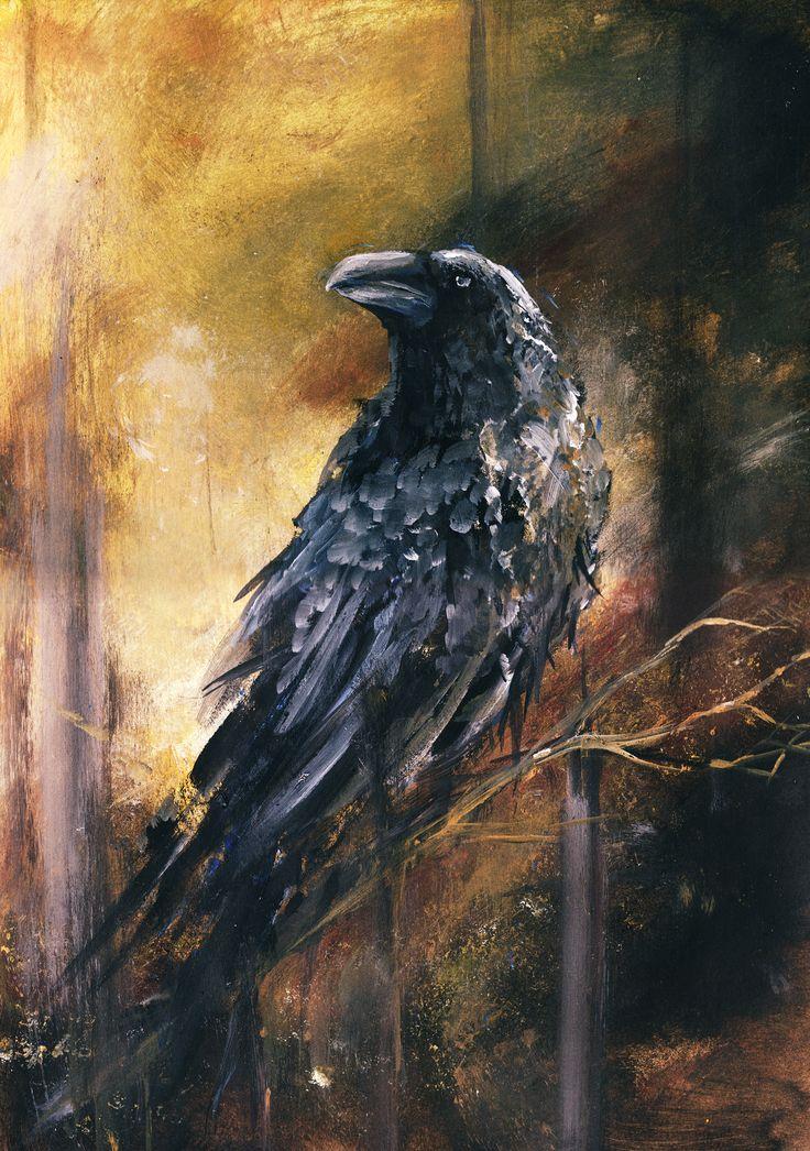 tattoo. sketch. Ворон. Ворона. Crow. Bird. тату эскиз.