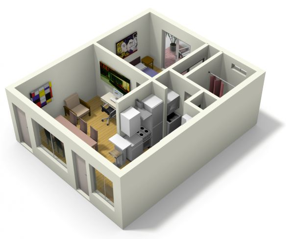 101 best images about house floor plan on pinterest for 3d home design 64 bit