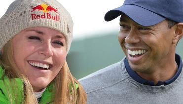 Juicy Spicy Scandal - Lindsay Vonn Dating Tiger Woods
