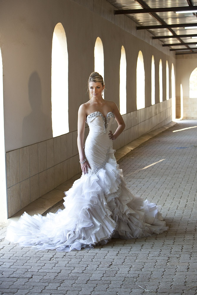 F Wilson Bridal Collection 2012