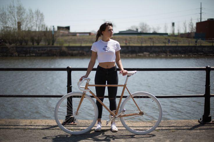 Courselle Cycles - Le Sainte-Elisabeth fixed gear / single speed / fixie bike
