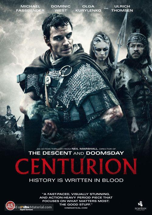 Centurion (2010), de Neil Marshall.