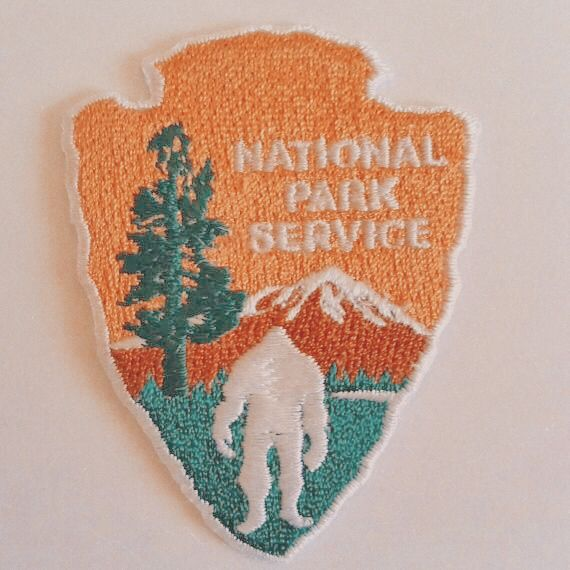 National park aesthetic