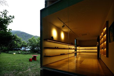 Jung Gil-Young gallery by Yoon Space-Design