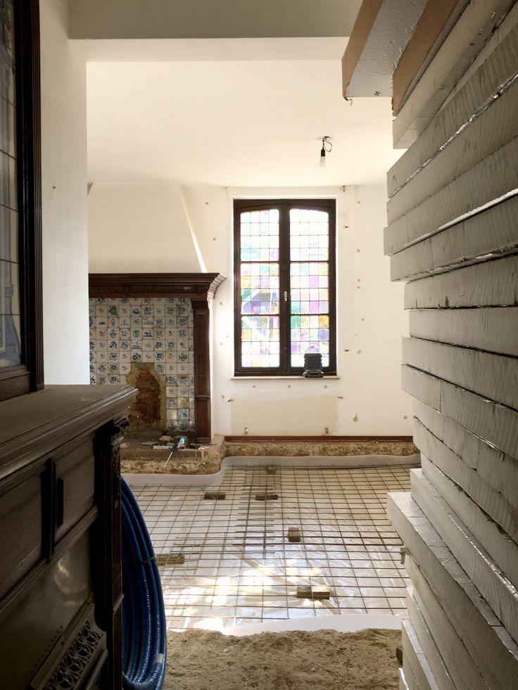 17 beste idee n over schuur verbouwing op pinterest verbouwde schuur schuren en witte schuur - Interieur van amerikaans huis ...