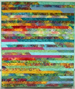Quilters Corner: Free 1600 Jelly Roll Quilt Pattern