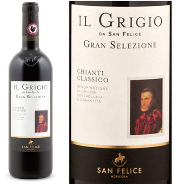 San Felice Il Grigio Gran Selezione Chianti Classico Docg 2014 Rated 92ws In 2020 Chianti Wine Tasting Notes Docg
