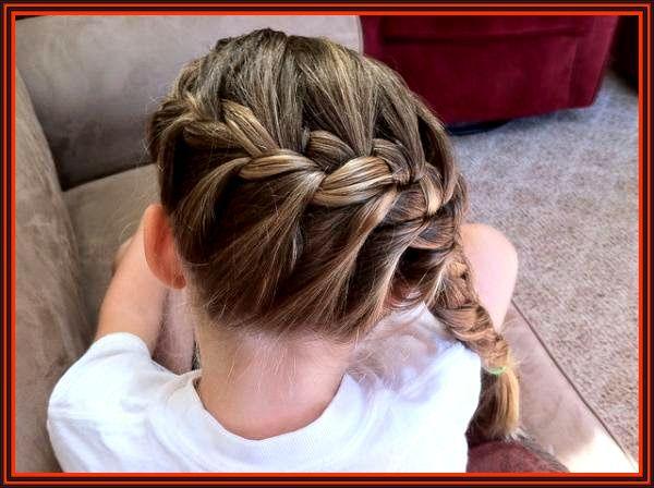 cute easy hairstyles for school girls