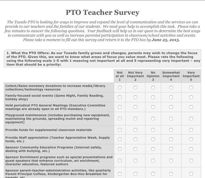 Best 25+ Teacher survey ideas on Pinterest Teacher favorites - patient satisfaction survey template