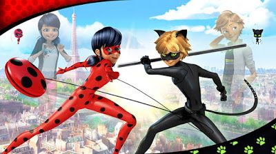 El Murialdino: Miraculous LadyBug and Chat Noir