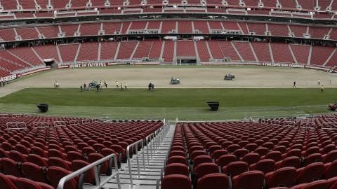 The Price of Going to Super Bowl 50 - The Price of Going to Super Bowl 50 - TiqIQ's Jesse Lawrence joins CineSport's Noah Coslov to analyze the Super Bowl 50 ticket market and to determine when is the best time to buy tickets for the game.