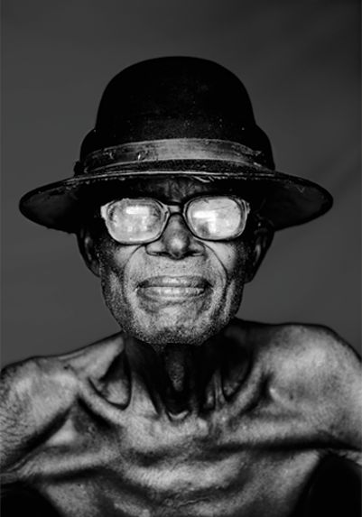 Portrait by Stephan Vanfleteren